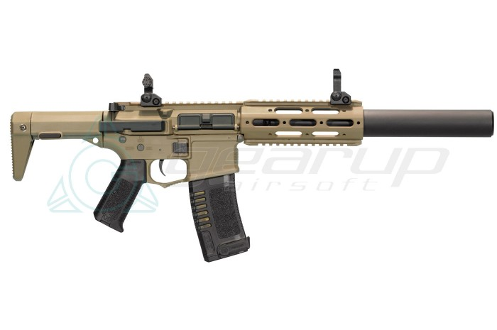 AMOEBA M4 HONEY BADGER SD AEG TAN