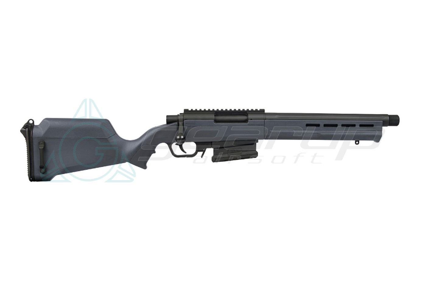 "AMOEBA ""STRIKER"" S2 SNIPER RIFLE – URBAN GREY"