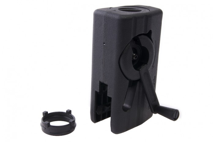 BLACK FRIDAY SPECIAL ARES SL-03 Universal BB Loader for M4/M16 Airsoft AEG and GBB Magazines w/ BB Bottle Adapter