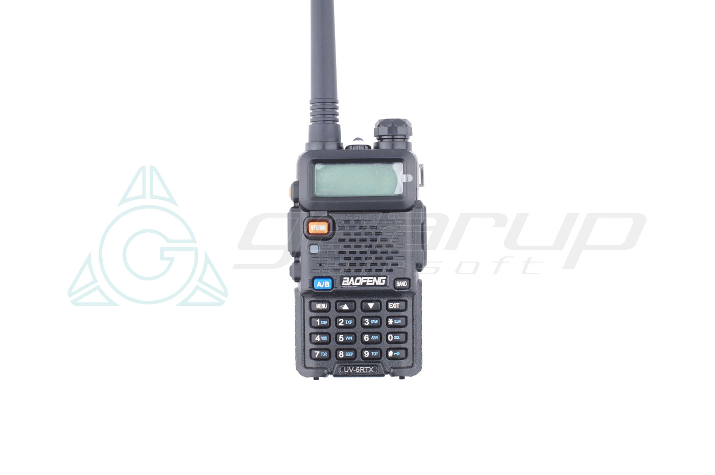 Baofeng UV-5RTX Tri-band Radio