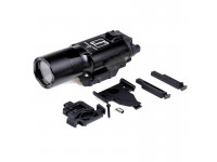 X300 Ultra LED WeaponLight (Black)