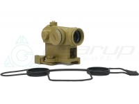 TT1 Red Dot, QD Mount (Tan) with lens cover