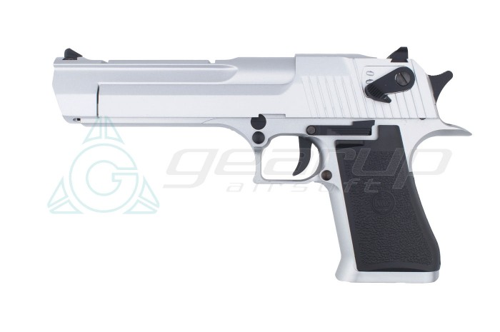 KWC .50 Desert Eagle Style CO2 Blowback Version (Metal Slide) SV