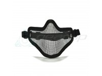 Carbon Steel Half Mask – Single BK