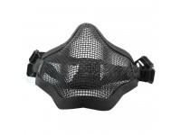 Carbon Steel Half Mask – Double BK