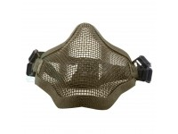 Carbon Steel Half Mask – Double DE
