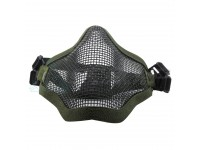 Carbon Steel Half Mask – Double OD