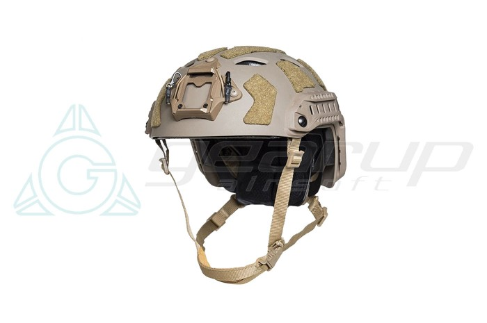 KROUSIS SF TACTICAL STYLE HELMET DE (L/XL)