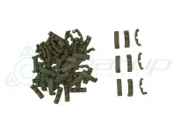 TACTICAL INDEXCLIPS FOR RAIL 60PCS SET (OD)