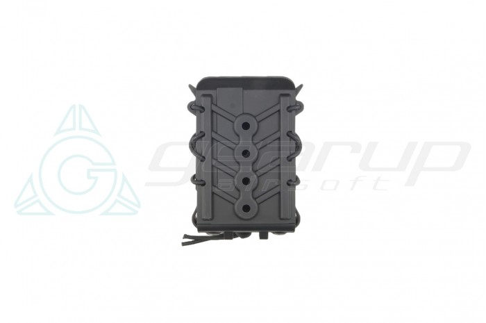 HIGH SPEED HARD SHELL MAG POUCH (5.56) BK