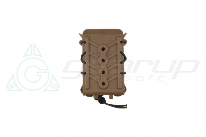 HIGH SPEED HARD SHELL MAG POUCH (5.56) DE