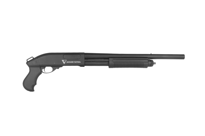Matador CSG Shorty Gas Shotgun Black CSG-001-BK