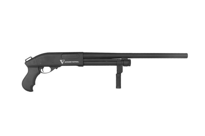 Matador CSG Super Shorty Gas Shotgun Black CSG-002-BK