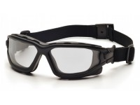 Pyramex I-Force Dual Pane Clear H2X Anti-Fog