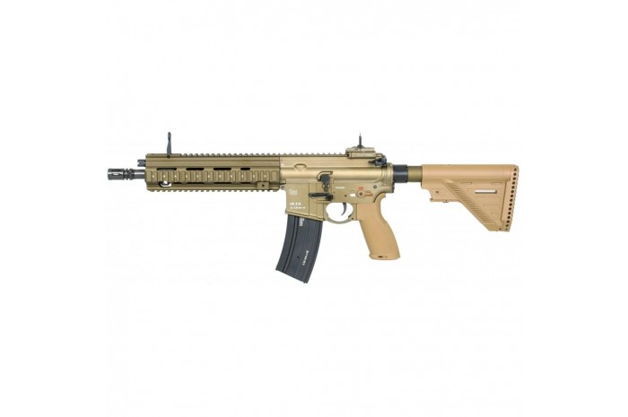 VFC Heckler & Koch HK 416 A5 AEG Tan (Asian Avalon Gearbox with MOSFET)