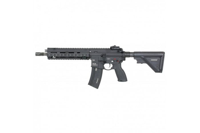 VFC Heckler & Koch HK 416 A5 AEG Black (Asian Avalon Gearbox with MOSFET)