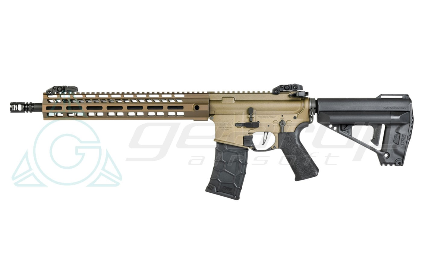 AVALON SABER CARBINE AEG(Tan) (DX)