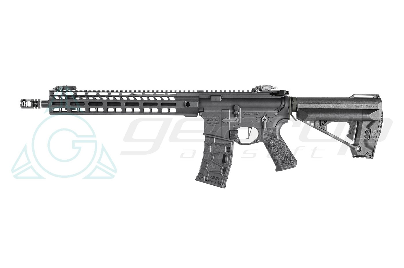 VFC AVALON SABER CARBINE AEG(Black) (No Case)