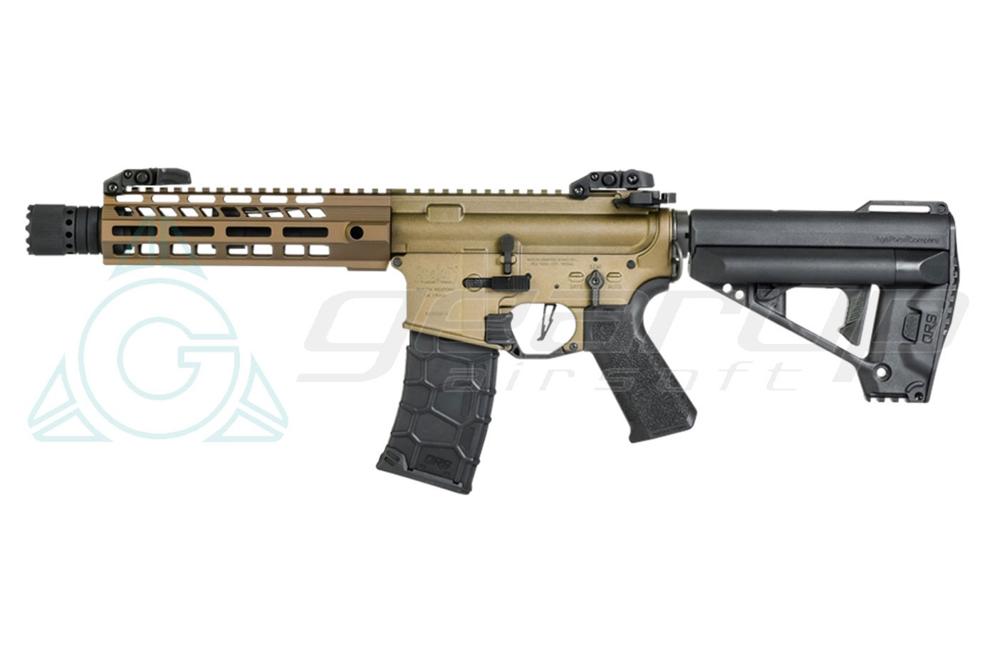 VFC AVALON SABER CQB AEG(Tan) (No Case)