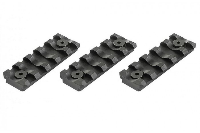 Key-Mod Rail Section (5 Slot/BK)