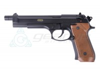 WE M92 LONG BARREL BLACK