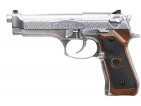 WE M92 (BIO HAZARD SILVER EDITION)