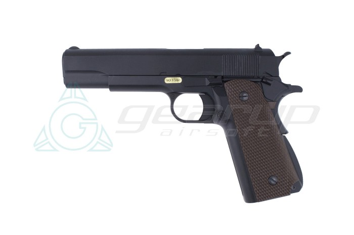 WE 1911 DOUBLE STACK A TYPE (GAS VERSION)