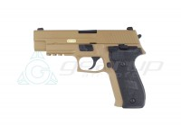 WE F226 MK25 US NAVY SEALS TAN W/RAIL