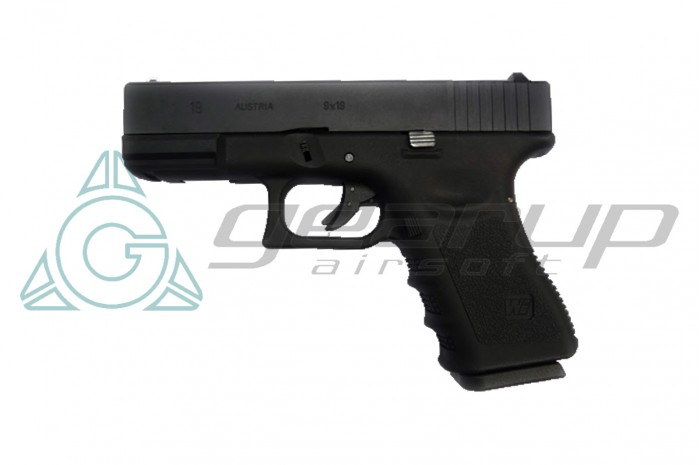 WE Model 19 GEN 3 BLACK