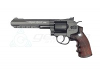 "Black Friday Special WINGUN SUPER SPORT REVOLVER 6"" BK"