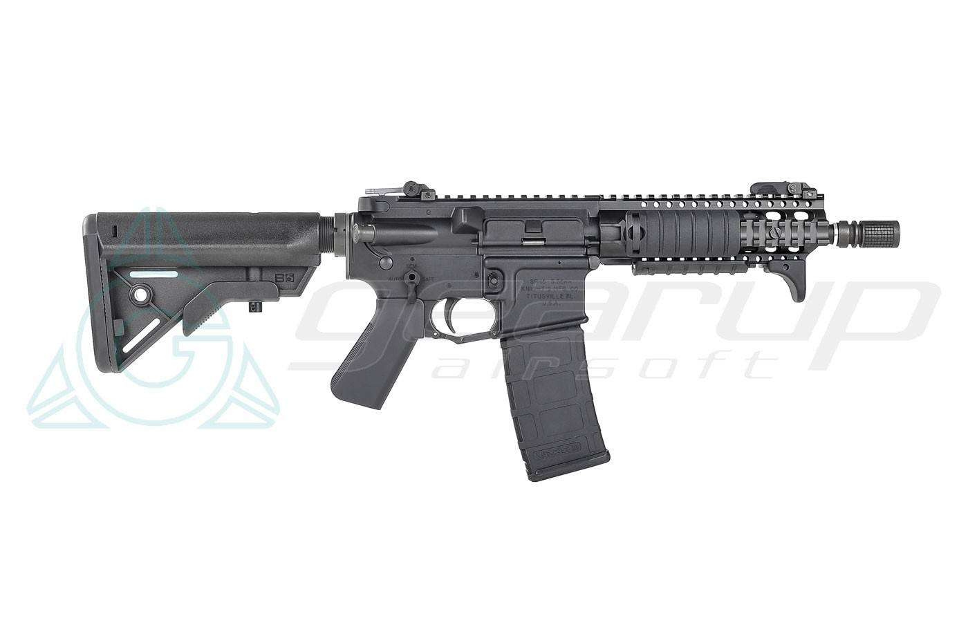 GBBR (Gas Blowback Rifle)