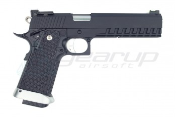 GBBP (Gas Blowback Pistol)